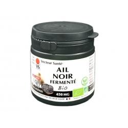 Ail Noir Fermenté Bio - 450 mg x 90 gélules végétales