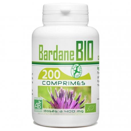 Bardane Bio 200 comprimés x 400 mg