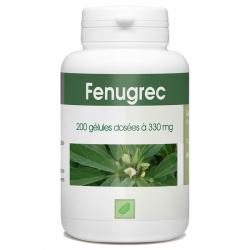 Fenugrec 200 mg x 200 gélules