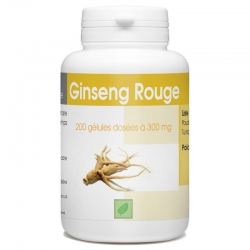 Ginseng rouge 200 gélules