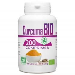 Curcuma Bio 400 mg x 200 comprimés