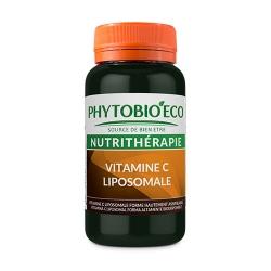 Vitamine C 100% Liposomale 400 mg x 60 gélules