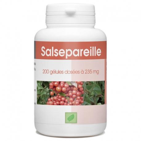 Salsepareille - 250 mg x 200 gélules