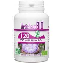Artichaut Bio - 400 mg x 120 comprimés
