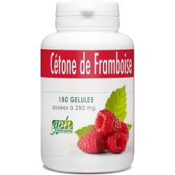 Cétone de Framboise - 250 mg x 180 gélules