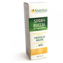 Spray buccal de l'apiculteur - 15 ml