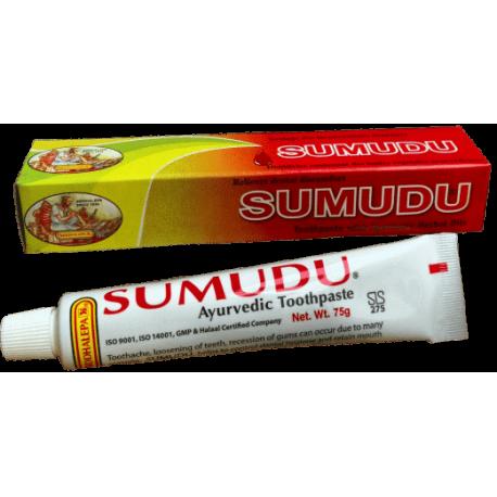 Sumudu - dentifrice ayurvédique - 75 g