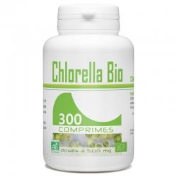 Chlorella BIO - 500 mg x 300 comprimés