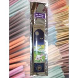 """Encens naturel Indien """"Patchouli céleste"""" - bâtonnets"""