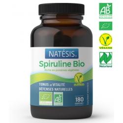Spiruline Bio - 500 mg x 180 comprimés