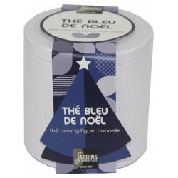 Thé bleu de Noël - boîte métal 100 g