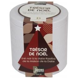 "Thé ""Trésor de Noël"" - boîte métal 100 g"