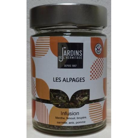 """Infusion """"Les Alpages"""" - pot 40 g"""