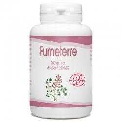 Fumeterre Bio - 200 mg x 200 gélules