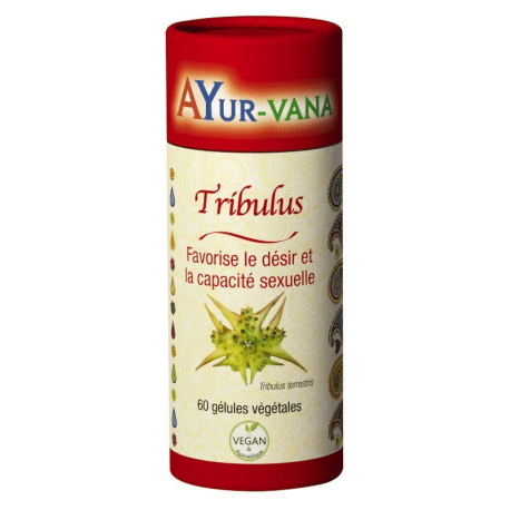 Tribulus - 300 mg x 60 gél.
