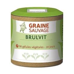 Brulvit 60 gélules végétales