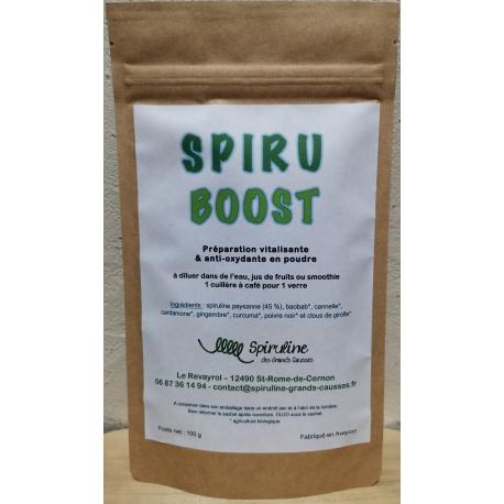 SPIRU BOOST - sachet 100 g