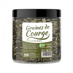 Graines de Courge - Pot 275 g