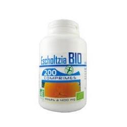 Escholtzia bio 200 cps x 400 mg