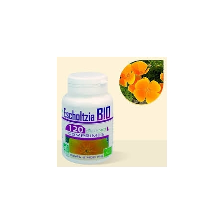 Escholtzia Bio 120 cps x 400 mg