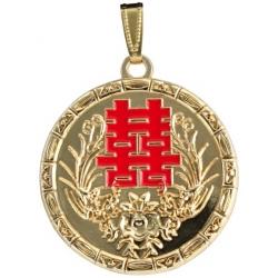 Médaille du Bonheur, de la Prospérité et de la Longévité