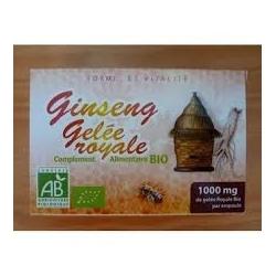 Ginseng Gelée Royale (20 ampoules)