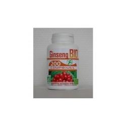 Ginseng Bio (extrait racine) 400 mg x 200 comprimés