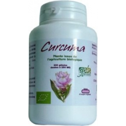 Curcuma - 200 gél. x 250 mg
