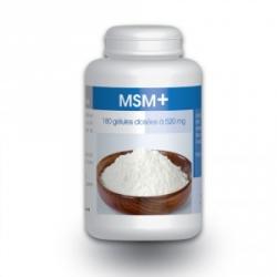 MSM + 180 gél. x 520 mg