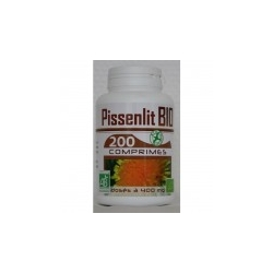 Pissenlit Bio 400 mg x 200 comprimés
