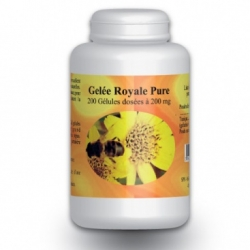 Gelée Royale Pure - 200 gél. x 200mg