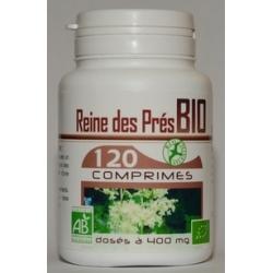 Reine des prés Bio - 120 cps x 400 mg