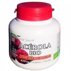 Acérola Bio - 60 gélules x 430 mg