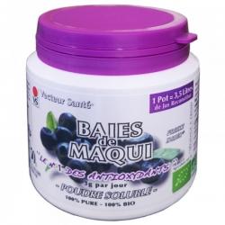 Baies de maqui - 50 gr (poudre)