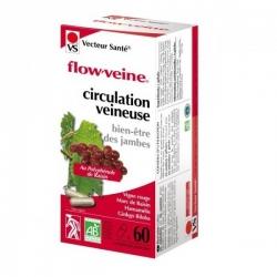Flow'veine - 60 gélules végétales