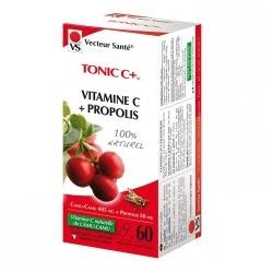 Tonic C+ - Vitamine C - Propolis - 60 gél