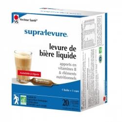 Supra'levure liquide - 20 ampoules x 15 ml