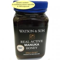 Miel de Manuka - pot de 250 g - MG400