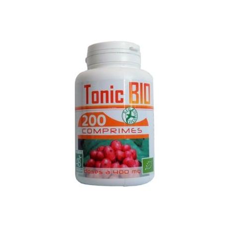 Tonic Bio - 400mg x 200 comprimés