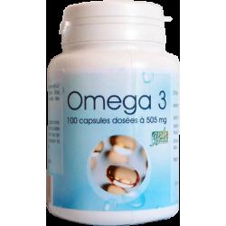 OMEGA 3 - 505 mg x 100 capsules