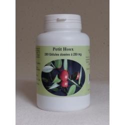 Petit Houx ou Fragon 250 mg x 200 gélules