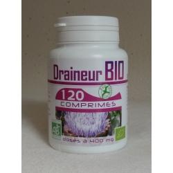 Draineur Bio 120 cps x 400 mg