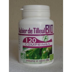Aubier de tilleul 400 mg x 120 comprimés