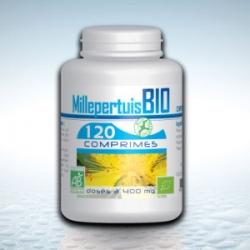 Millepertuis Bio 400mg x 120 comprimés