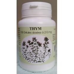 Thym 210 mg x 100 gélules