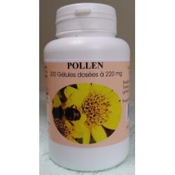 Pollen 220 mg x 200 gélules