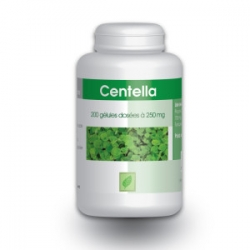 Centella - 250 mg x 200 gélules