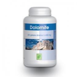 Dolomite - 400 mg x 200 gélules