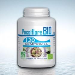 Passiflore Bio 400 mg x 120 comprimés