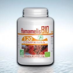 Hamamelis 400mg x 120 comprimés